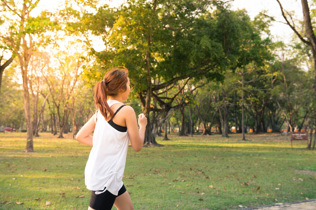 When you start jogging, running 5 kilometres should be your first benchmark